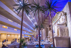 Las Vegas Luxor hotel Royalty Free Stock Photo