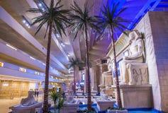 Las Vegas Luxor hotel Stock Photography