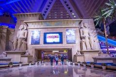 Las Vegas Luxor hotel Royalty Free Stock Image