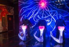 Las Vegas, Madame Tussauds Zdjęcie Stock