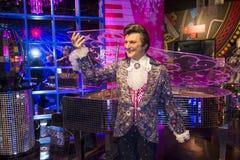 Las Vegas, Madame Tussauds Image stock
