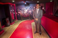 Las Vegas, Madame Tussauds Photographie stock libre de droits