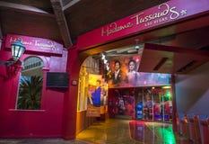 Las Vegas, Madame Tussauds Zdjęcie Royalty Free