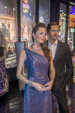 Las Vegas ,  Madame Tussauds Stock Images