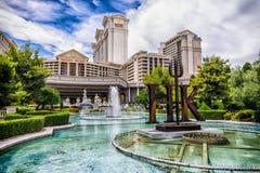 LAS VEGAS - 31. Mai 2017 - Caesars Palace ist ein Diamant L AAA vier lizenzfreie stockfotos