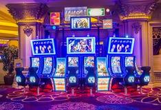 Las Vegas-mandalay bay. LAS VEGAS - NOV 17 : The interior of Mandalay Bay resort on November 17, 2015 in Las Vegas. The resort, which opened in 1999, has 3,309 stock photos