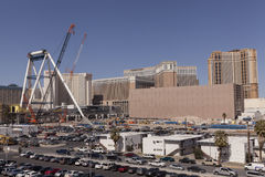The High Roller, in Las Vegas, NV on March 05, 2013 Stock Photo