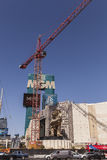 The MGM sign, in Las Vegas, NV on March 05, 2013 Stock Photography