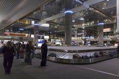 Aéroport international de McCarren à Las Vegas, nanovolt le 6 mars 201 Image libre de droits