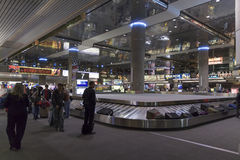 Aeroporto internazionale a Las Vegas, NV di McCarren il 6 marzo 201 Immagine Stock Libera da Diritti