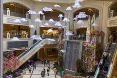 Gli Shoppes a Plazzo a Las Vegas, NV il 30 marzo 2013 Fotografia Stock Libera da Diritti