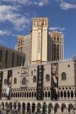 L'hotel a Las Vegas, NV di Palazzo il 30 marzo 2013 Fotografia Stock Libera da Diritti