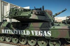 Las Vegas-Maschinengewehrerfahrung Lizenzfreie Stockfotografie