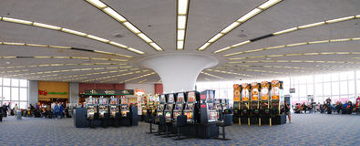 Las Vegas McCarran International Airport Stock Photography