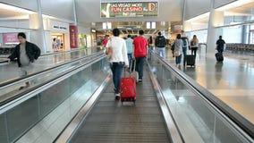 Las Vegas, McCarran international airport, stock video