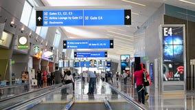 Las Vegas, McCarran international airport, USA, stock video