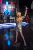 Las Vegas, Mevrouw Tussauds Stock Foto
