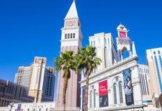 Las Vegas, Mevrouw Tussauds Stock Afbeeldingen