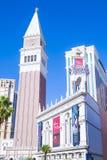 Las Vegas, Mevrouw Tussauds Stock Foto's