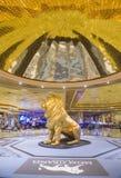 Las Vegas MGM stockbild