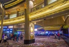Las Vegas MGM Stock Afbeeldingen