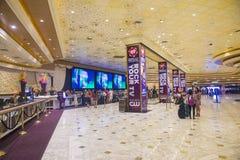 Las Vegas MGM Royalty-vrije Stock Afbeelding