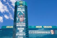Las Vegas, MGM Stock Foto's