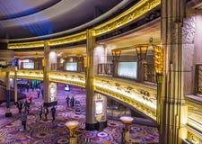 Las Vegas MGM Stock Afbeelding