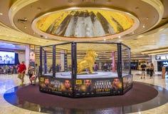 Las Vegas MGM Obrazy Royalty Free