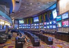 Las Vegas MGM Stock Photo