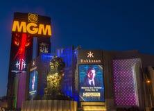 Las Vegas , MGM Stock Photos