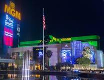 Las Vegas , MGM Stock Image