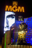 Las Vegas , MGM Stock Photos