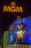 Las Vegas , MGM Royalty Free Stock Photos