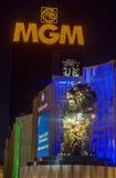 Las Vegas , MGM Royalty Free Stock Photos