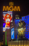 Las Vegas , MGM Stock Photo