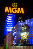 Las Vegas , MGM Royalty Free Stock Photo