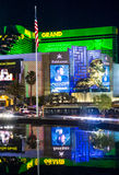 Las Vegas , MGM Stock Photography