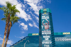 Las Vegas , MGM Stock Photography