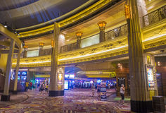 Las Vegas MGM Stock Photography