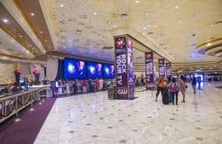 Las Vegas MGM Royalty Free Stock Photo