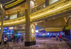 Las Vegas MGM Stock Images