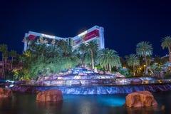 Las Vegas - Mirage Royalty Free Stock Photo