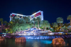 Las Vegas - Mirage Royalty Free Stock Photos