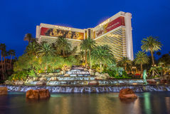 Las Vegas - miragem Foto de Stock Royalty Free