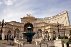 Las Vegas Monte - Carlo Imagens de Stock Royalty Free