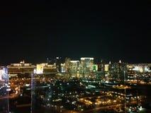 Las Vegas na noite 2 Imagem de Stock