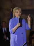 LAS VEGAS, NANOVOLT - 14. OKTOBER 2015: Hillary Clinton, ehemaliges U S Staatssekretär und 2016 demokratischen Präsidentschaftsan Stockbild