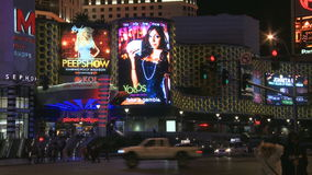 Las Vegas Neonowi znaki zbiory