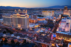 Las Vegas, Nevada. Royalty Free Stock Photo